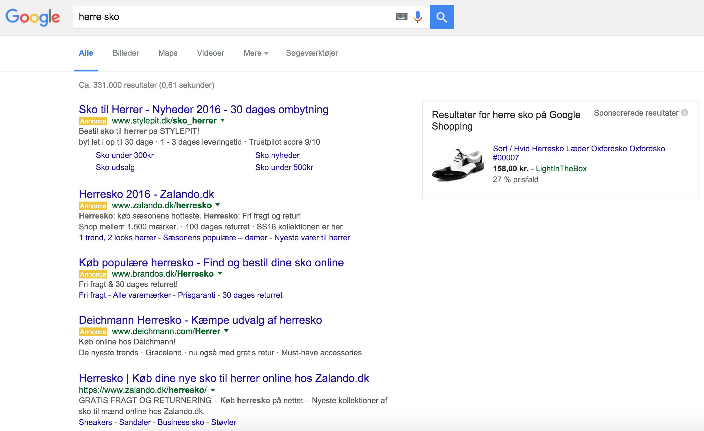 6359f6fc137 Google fjerner annoncerne i højre side - Hvad er betydningen?
